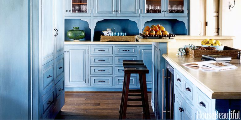 turquoise kitchen - How To Update A Kitchen