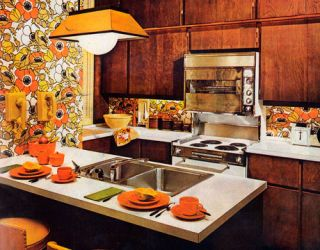 1960S Kitchen Adorable 1960S Kitchens  Kitchen Design Ideas Inspiration Design