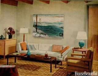 1960S Living Room Beauteous 1960S Furniture Styles Pictures  Interior Design From The 1960S Inspiration Design
