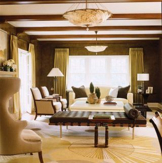 New Traditional Living Room