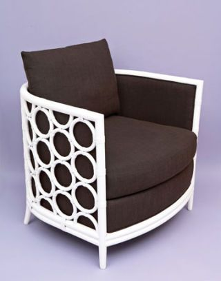 Barrel Lounge Chair