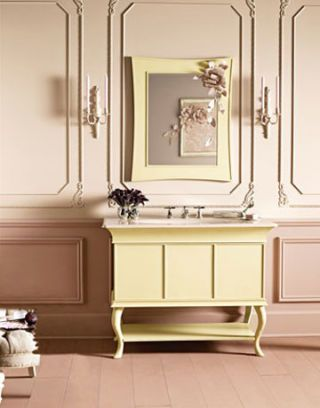 Cream Vanity