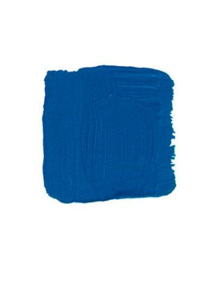dark royal blue paint swatch