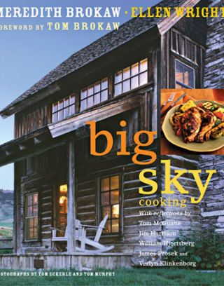 Big Sky Cooking Cook book