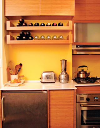Maxwell's kitchen