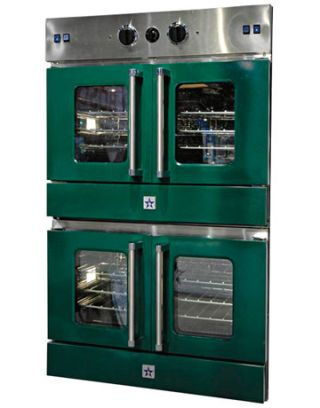 green oven