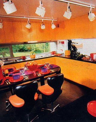 cottage kitchens   kitchens of the 1970s  rh   housebeautiful com
