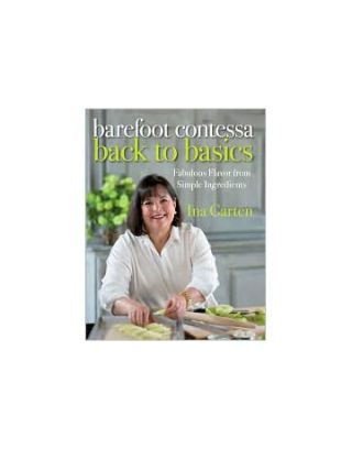 back to basics cookbook cover