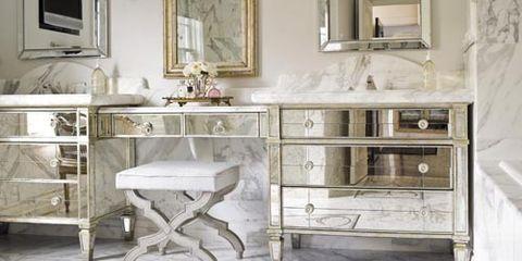 Vintage Bathroom Decor Ideas - Design Tips for Vintage Bathroom