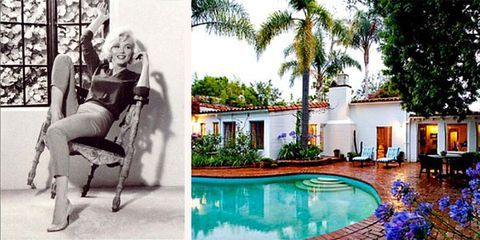 Old Hollywood Homes Brilliant Old Hollywood Homes  Old Hollywood Stars Home Design Decoration