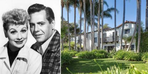 lucille ball and desi arnaz house