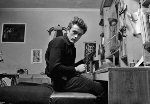 James Dean's Manhattan Apartment Is A Far Cry From Today's Celebrity Homes