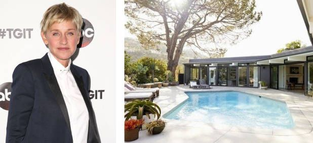 See Inside The House Ellen Degeneres Just Bought For The Second Time