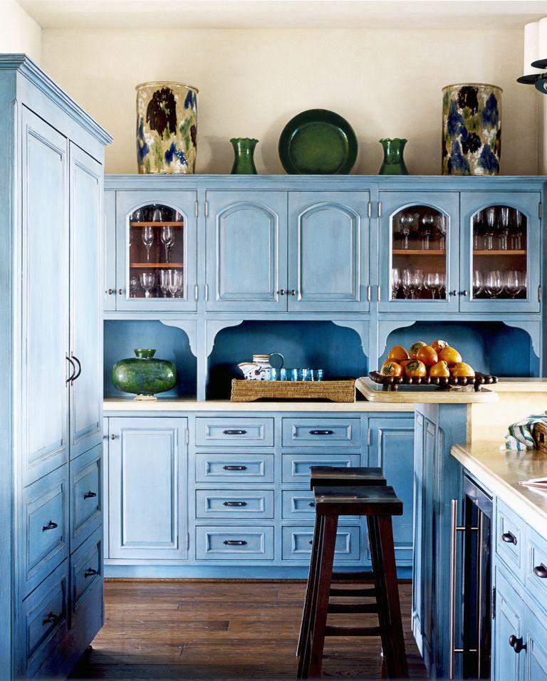 Unique Kitchen Cabinet Ideas: Kitchen Cabinet Design Ideas