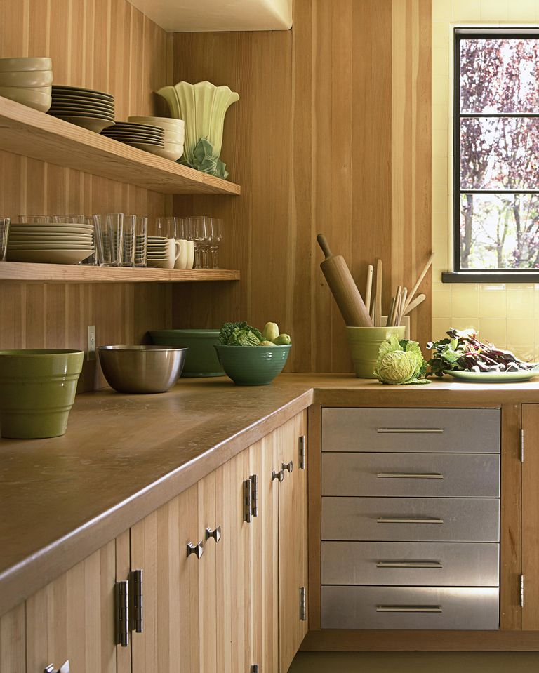 Open Kitchen Cabinet Designs: Kitchen Cabinet Design Ideas