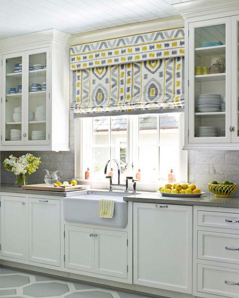 10 Yellow Kitchens Decor Ideas