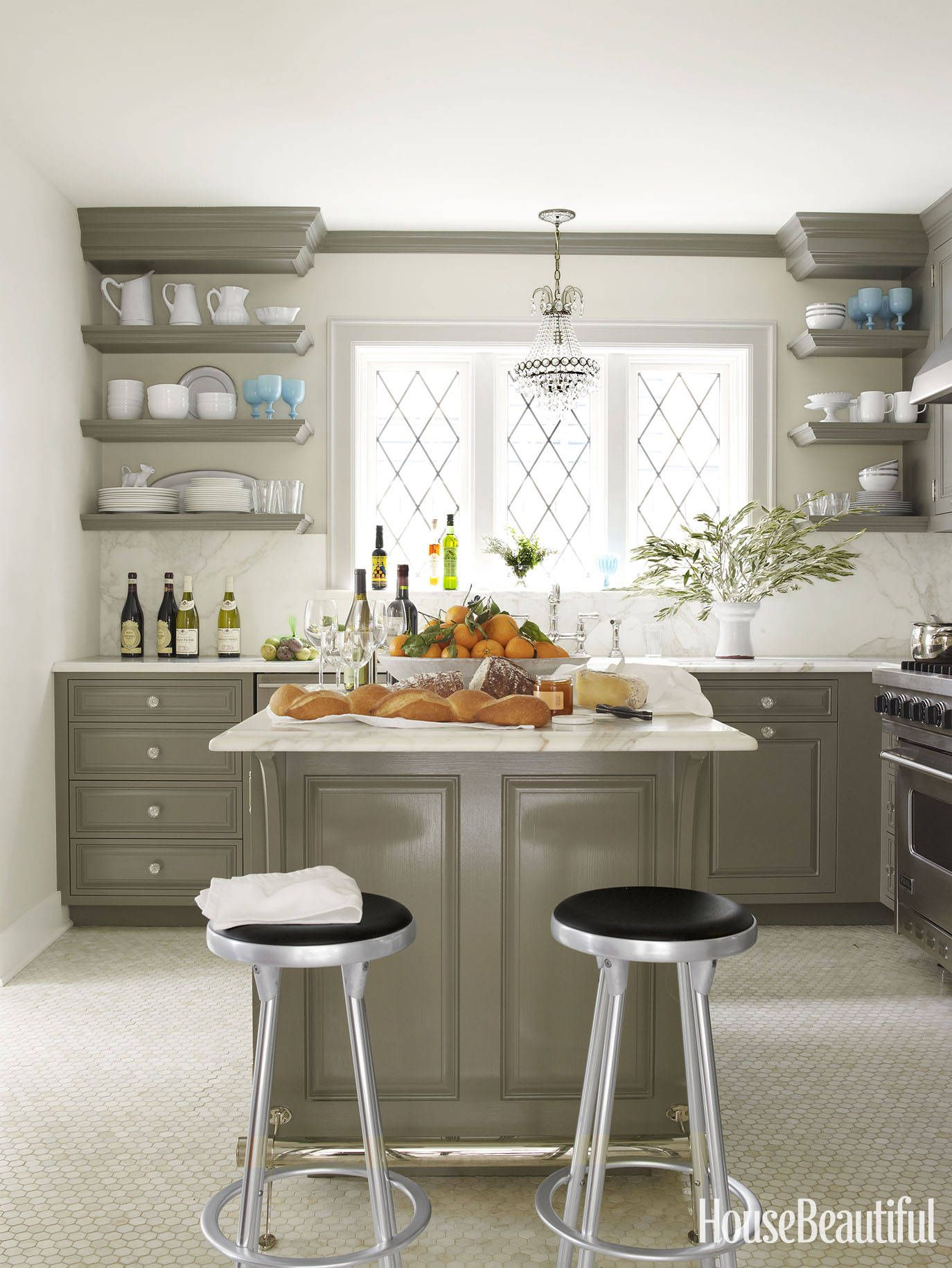 Open Shelving These 15 Kitchens Might Convince You