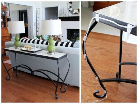 Room, Floor, White, Interior design, Flooring, Lamp, Lampshade, Home, Hardwood, Interior design,