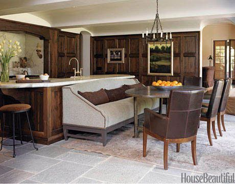 Kitchen Family Room Design Simple 65 Family Room Design Ideas  Decorating Tips For Family Rooms Review