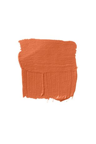 Red Orange Paint Color