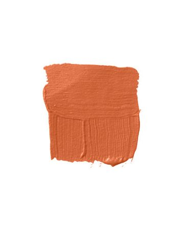 Red Orange Paint Color
