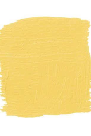 yellow paint swatch