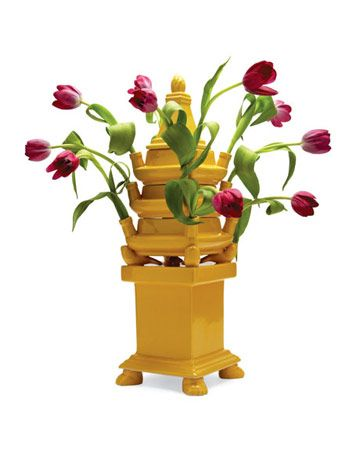 Yellow Flower Stand Miscellaneous