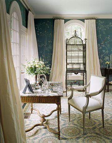 The New Romantic Living Room