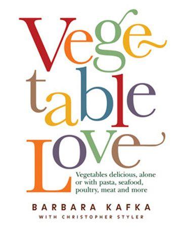 Vegetable Love Cookbook