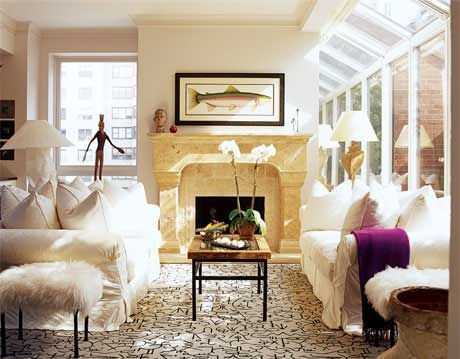 Shabby Chic Style - Home Makeovers - Manhattan Apartment