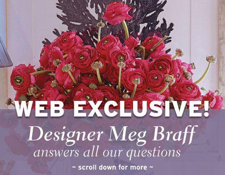 Designer Meg Braff