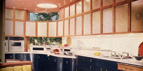 1960s Kitchens Kitchen Design Ideas