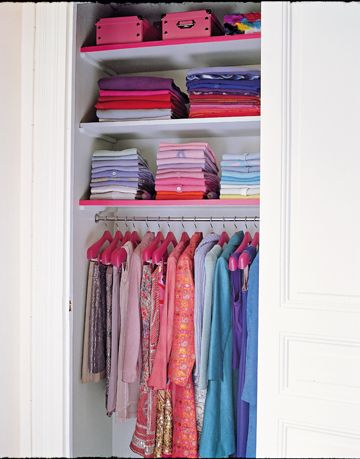 closet with style
