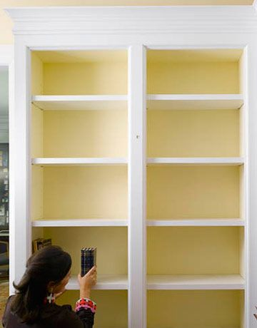 Flip for Decorating: The Bookcase