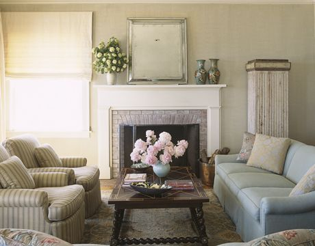 Michael Smith Interior Designer White House Decorator Malibu Home
