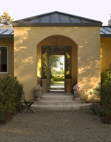 patrick wade and david demattei design a new traditional home in napa valley - Napa Styles