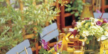 Spring Table Settings - Beautiful Table Setting Ideas