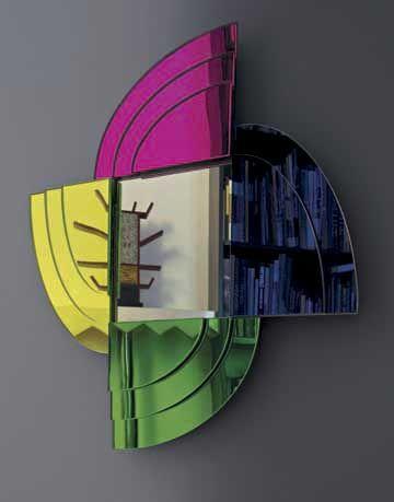 colorful mirror