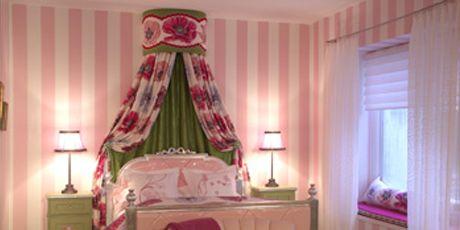 Zoya Bograd\'s Fairy Tale Bedroom - 2009 Kips Bay Show House