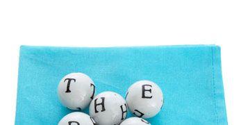 letter balls