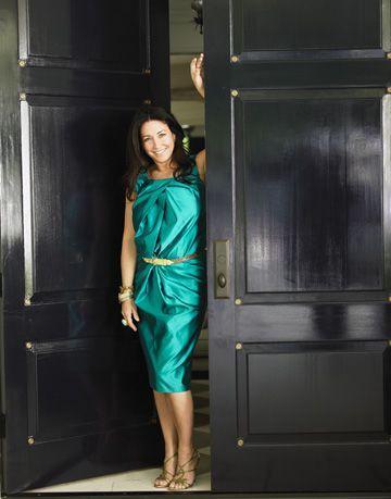 windsor smith standing in a doorway