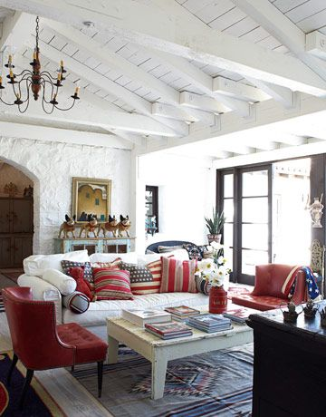 spanish style homes country house decoratingSpanish Style Decorating Living Room #5