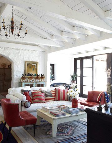 Spanish Style Homes - Country House Decorating