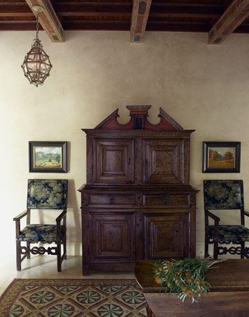 Decorating with Different Centuries