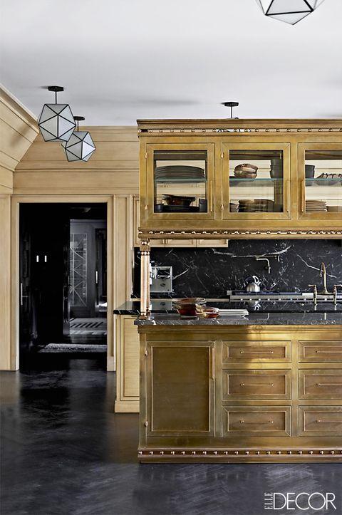 Wood, Floor, Room, Flooring, Interior design, Wall, Ceiling, Cabinetry, Drawer, Cupboard,