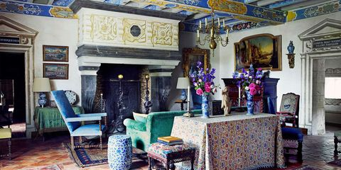 11 Spectacular Rooms from Around the World