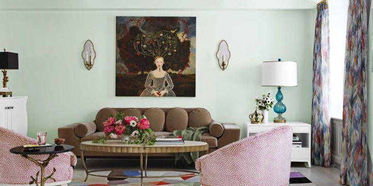 Inspiring Green Living Room Ideas Decorating Ideas