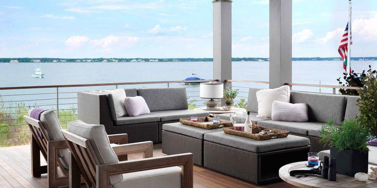 sutherland shadow lounge chair - Porch Design Ideas