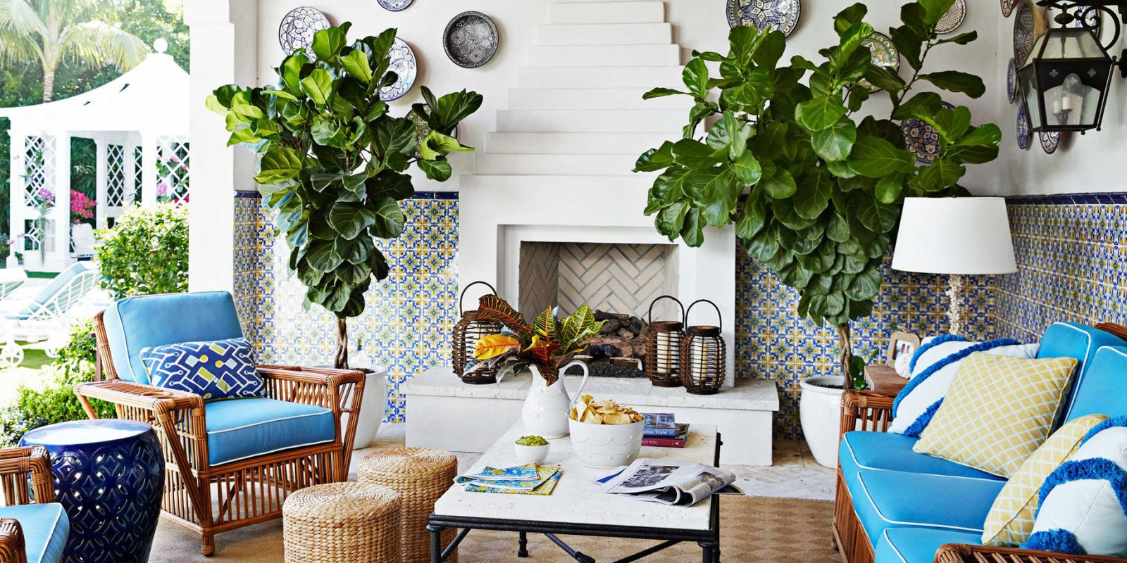 Mizner Style Tile. Melanie Acevedo. Your Patio Furniture ...
