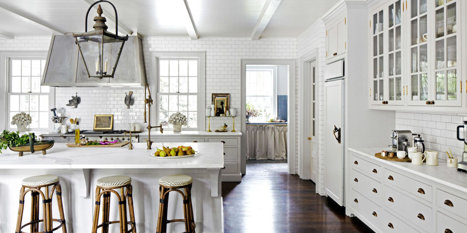 Jeannette Whitson Kitchen. House Beautiful